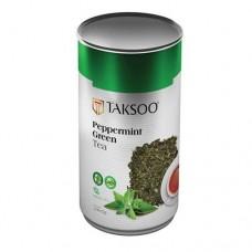 مخلوط چای سبز و گیاه نعنا فلفلی