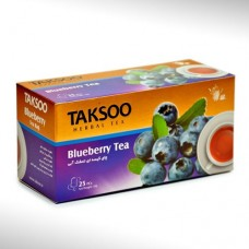 چای کیسه ای معطر تمشک آبی
